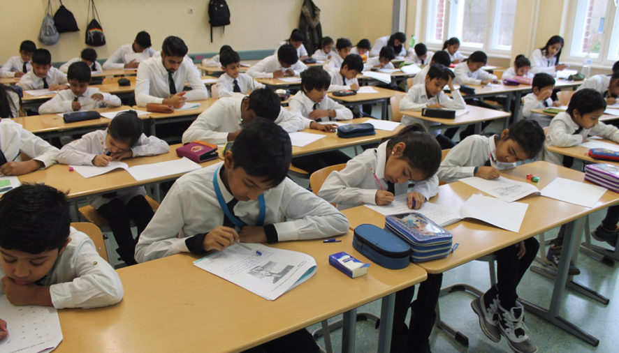 Tamil Halbjahresprüfung 2017/18