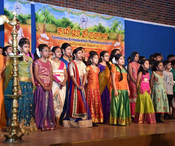 Tamilisches Erntedankfest 2020