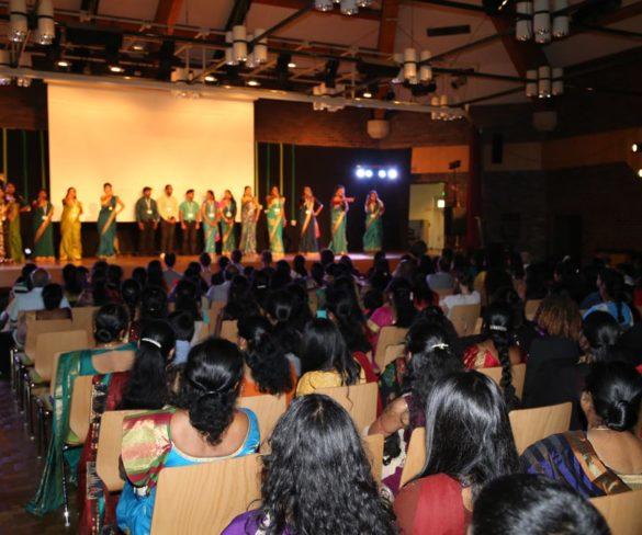 வீறு நடை போடும்  மூன்றாவது முத்தமிழ் மாலை 2017