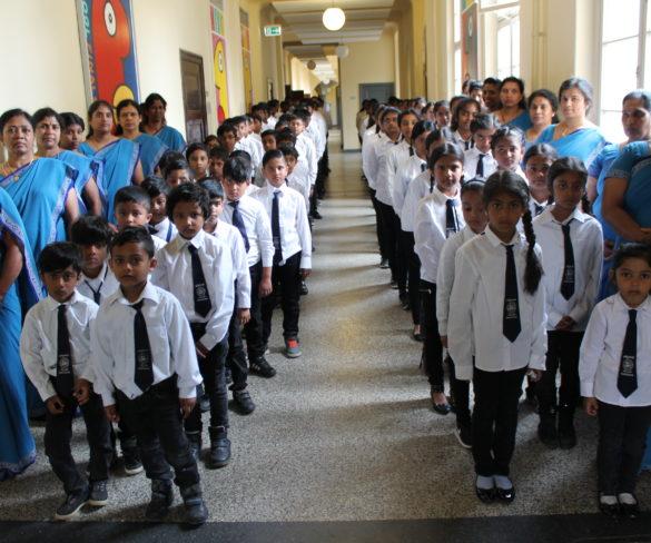 பேர்லின் நகராட்சி மையத்தினால் கிடைக்கப்பெற்ற அங்கீகாரம் 2017
