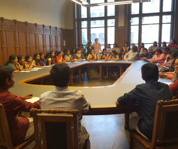 """Workshop zum Thema """"Vorurteile"""" 19. Juni 2017"""
