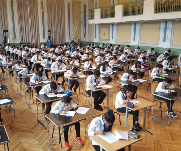 Tamil Halbjahresprüfung 2019/20