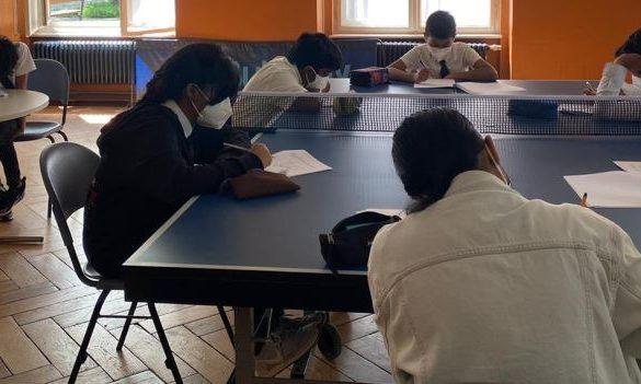 Tamil Halbjahresprüfung 2020/21