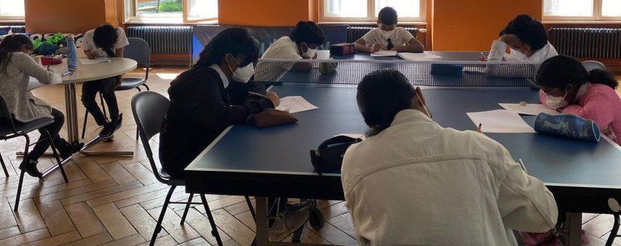 Half Year Exam Tamil 2020/21