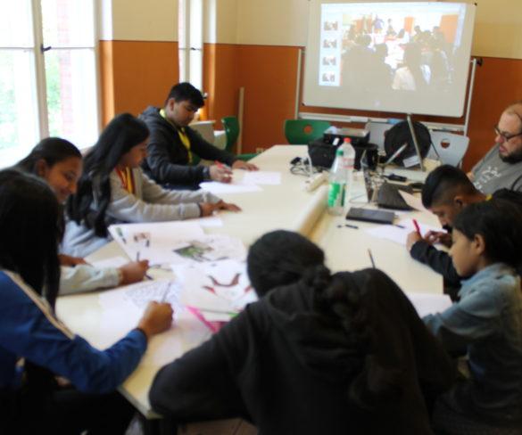 Vorbereitung Präsentationsworkshops 2020